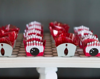 NEW!!!! Bowling candy cups (Set of 20)