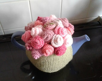 Hand Knitted Teapot Cosy