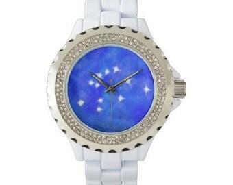 Aquarius Constellation Watch