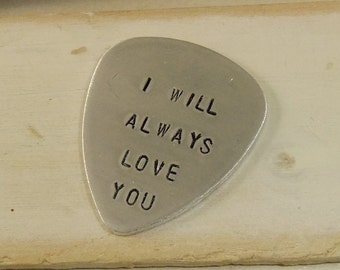 Custom Guitar Pick, Personalized Guitar Pick, Custom Gift for Him