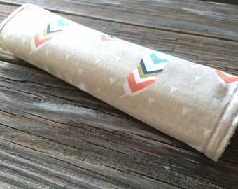 Burp Cloth ~ Geometric//Nature//Tribal//Feather//Native//Arrow