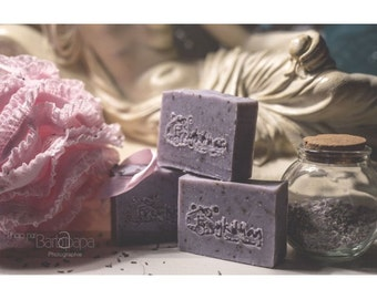 SOAP Lavender flower / Lavender flower soap