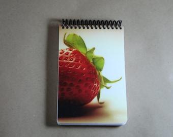 Small Strawberry Journal
