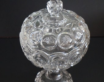 Vintage, Le Smith Moon and Stars Candy Dish