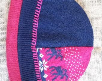 Wool fleece Hat