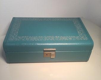 Vintage Farrington Jewelry Box