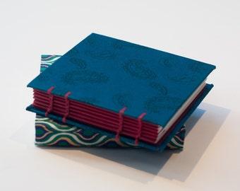 Mini sketchbooks