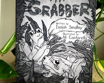The Grabber: all ages zine mini comic