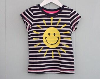Retro sunshine top