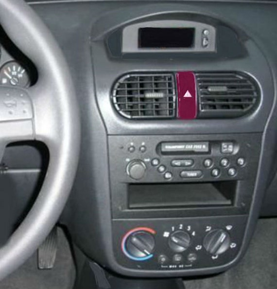 Opel corsa c 2000 2001 2002 2003 2004 2005 2006 new interior for Opel corsa c interieur