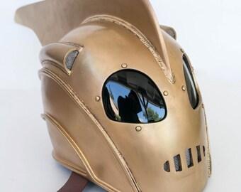 Rocketeer Helmet - Finished Movie Replica
