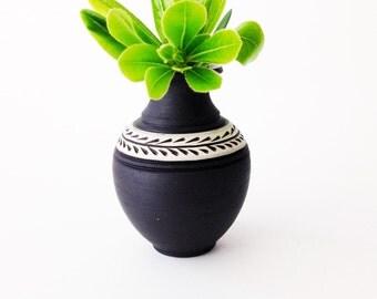 Miniature Ceramic Vase