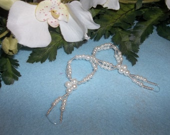 Baby Christening Barefoot Sandals