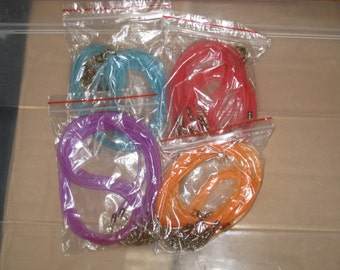 Hard Rubber Necklaces  Supply