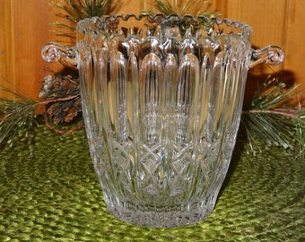 Kristal 24% Lead Crystal Ice Bucket