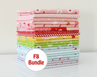 Sweet Orchard -  Fat Eighth Bundle - 21 Pieces