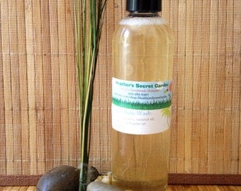 Organic SLS-FREE Body Wash ( pick your scent)