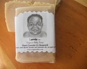 Luvvie Baby Soap/ Sweet Lavender Soap for Babies