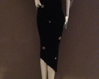 Monster High Fashion Doll Clothes Handmade Skirt OOAK Custom