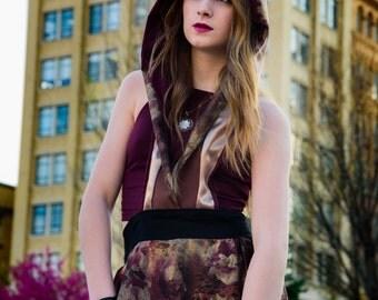 Shimmer Hoodress LG