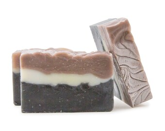Detox Soap Bar Activated Charcoal Facial Soap - Organic Gifts for Her