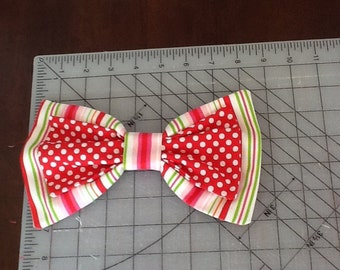 Clown bow tie or Hair bow