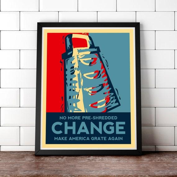 Kitchen Art America Inc: Make America Great Again Kitchen Art Election 2016