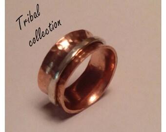 Spinner ring.