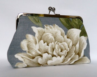 Floral Clutch Purse, Floral Wedding Clutch, Floral Evening Clutch, Clutch purse, Bridesmaid gifts, Bridal Clutch, Clutch Purse