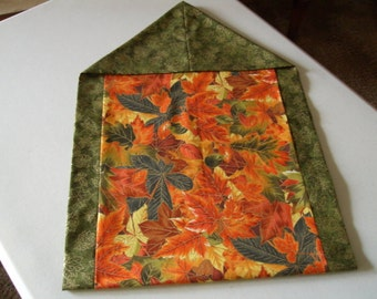 Reversible Fall Table Runner