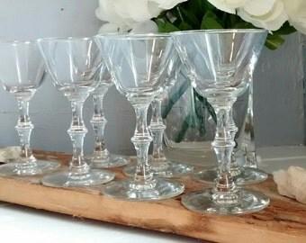 Stemware, Barware, Home Decor, Vintage