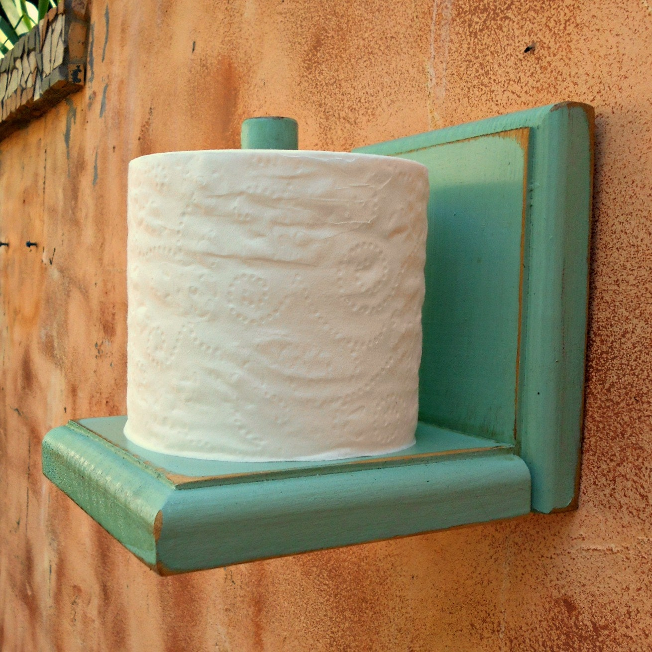 toilet paper holder rustic wood tissue by robsrusticcreations. Black Bedroom Furniture Sets. Home Design Ideas