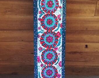 Hand Painted Mandala Skateboard