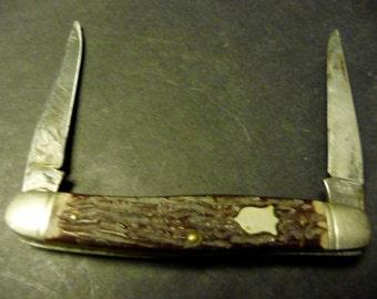 20%OFF - No. 20 Camillus  Muskrat 2 blade Pocket Knife - N.Y.