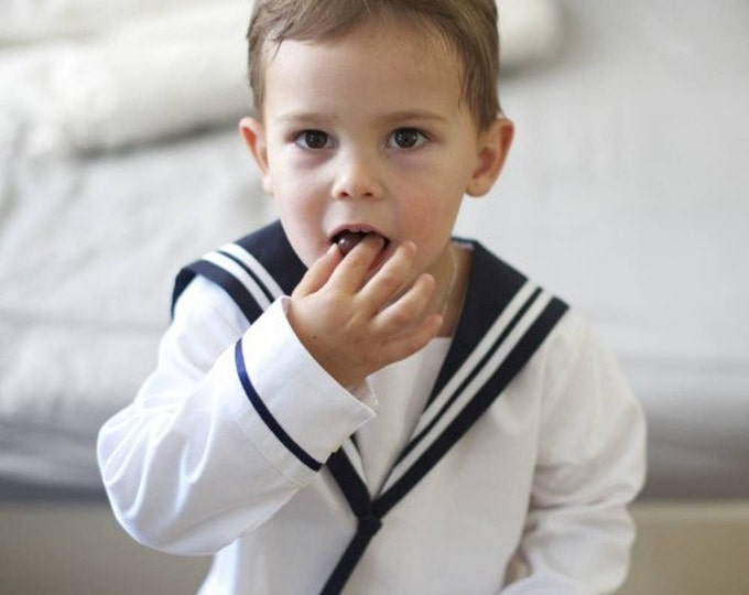 Sailor Shirt DER FESCHE FERDL Classic Edition -  Costume marin -  Traje de Marinero
