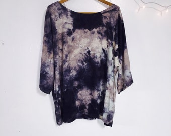 Hand-dyed Silk Tunic