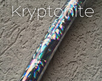 Rainbow Kryptonite Polypro Hoop