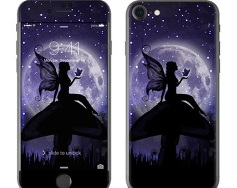 Moonlit Fairy by FP - iPhone 7/7 Plus Skin - Sticker Decal