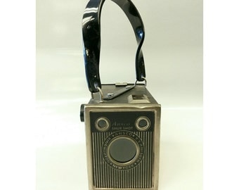Vintage Ansco Shur Shot Camera Purse