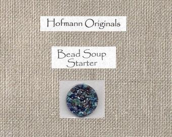 Hofmann Originals - Bead Soup Starter - Plum Berry Crisp  - BDST-35 - By the Package