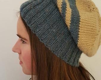 Warm woolen beanie