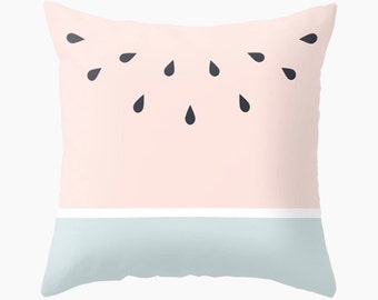 Watermelon Floor Cushion