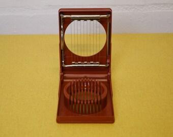 Vintage egg slicer
