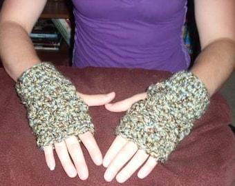 Fingerless Wrist Warmers