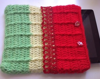 iPad cover, iPad cozy - modified