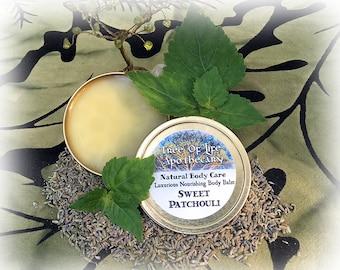 Sweet Patchouli Luxurious Body Balm 4 oz.