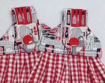 Barbeque Hanging Kitchen Towels