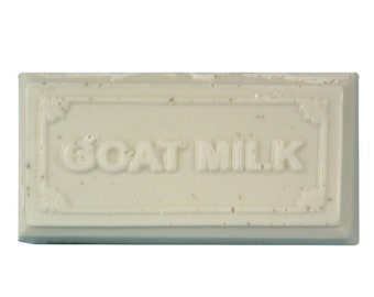 Goat Milk Soap White Tea and Ginger Body Soap 4 oz. ( 2 Pack )