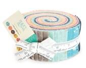 "Desert Bloom Jelly Roll by Sherri and Chelsi for Moda, 40 - 2 1/2"" x 42"" strips"