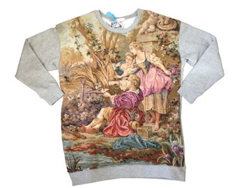 Sweat long women at the garden - size M